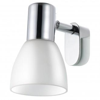 EGLO 85832 | Sticker Eglo osvetleni zrkadla svietidlo 1x E14 chróm, biela