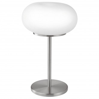 EGLO 86816 | Optica Eglo stolové svietidlo 46cm prepínač na vedení 2x E27
