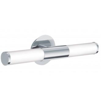 EGLO 87219 | Palmera Eglo stenové svietidlo 2x E14 IP44 chróm, opál