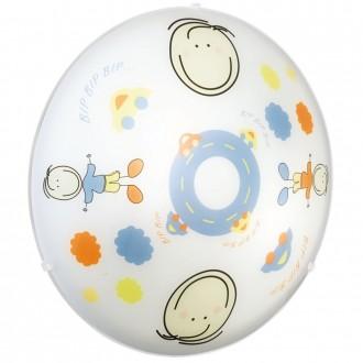 EGLO 88972 | Junior2 Eglo stropné svietidlo 2x E27 farebné