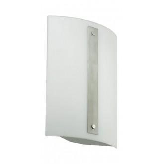 EGLO 89687 | Cony Eglo stenové, stropné svietidlo 2x G5 / T5 matný nikel, biela