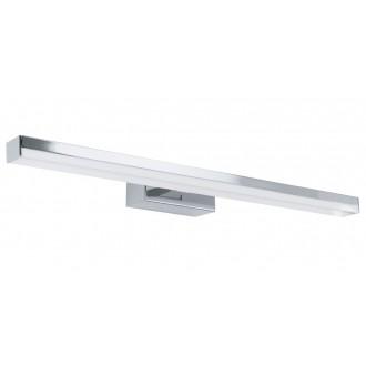 EGLO 91365 | Hakana Eglo rameno stenové svietidlo 1x LED 1980lm 3000K chróm, biela