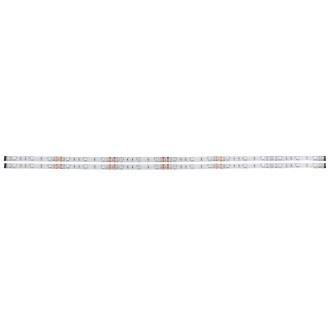 EGLO 92052 | Eglo-LS-Flex-IP Eglo LED pásy RGB svietidlo diaľkový ovládač regulovateľná intenzita svetla, meniace farbu 2x LED 84lm + 1x LED RGBK biela