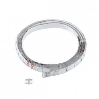 EGLO 92308 | Eglo_LS_Module Eglo LED pásy RGB svietidlo meniace farbu 1x LED RGBK biela