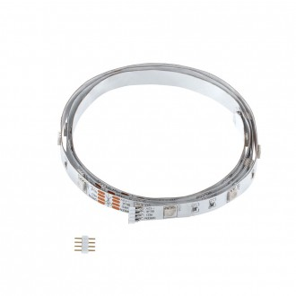 EGLO 92316 | Eglo-LS-Module Eglo LED pásy RGB svietidlo meniace farbu 1x LED RGBK biela