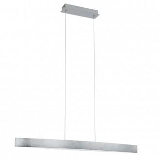EGLO 93339 | Fornes Eglo visiace svietidlo 1x LED 1800lm 3000K strieborný, biela