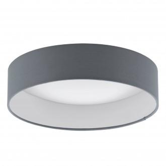 EGLO 93395 | Palomaro Eglo stropné svietidlo 1x LED 850lm 3000K biela, antracit