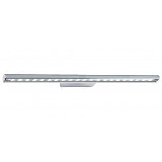EGLO 93665 | Terros Eglo stenové svietidlo 1x LED 830lm 3000K chróm, priesvitná