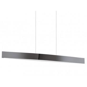 EGLO 93909 | Fornes Eglo visiace svietidlo 1x LED 1800lm 3000K čierna nikel