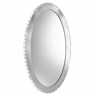 EGLO 93948 | Toneria Eglo stenové svietidlo 1x LED 3600lm 4000K chróm, priesvitné