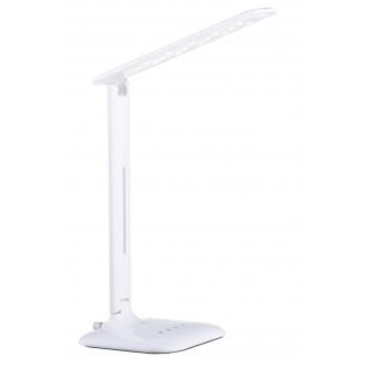 EGLO 93965 | Caupo Eglo stolové svietidlo 55cm dotykový prepínač s reguláciou svetla nastaviteľná farebná teplota, otočné prvky 1x LED 280lm 2700 <-> 5000K biela