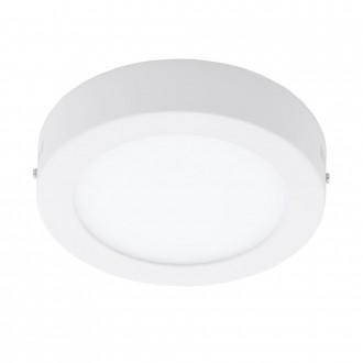 EGLO 94071 | Fueva_1 Eglo stenové, stropné LED panel kruhový 1x LED 1200lm 3000K biela