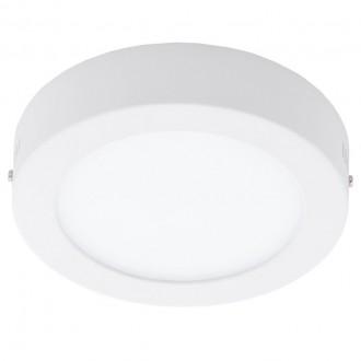 EGLO 94072 | Fueva_1 Eglo stenové, stropné LED panel kruhový 1x LED 1350lm 4000K biela