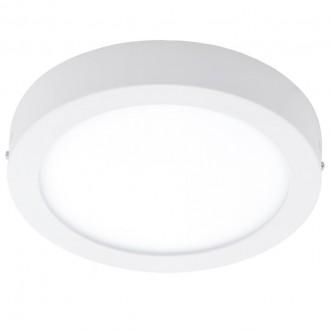 EGLO 94076 | Fueva_1 Eglo stenové, stropné LED panel kruhový 1x LED 2080lm 4000K biela