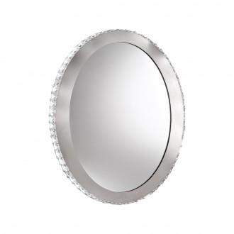 EGLO 94085 | Toneria Eglo stenové svietidlo 1x LED 3600lm 4000K chróm, priesvitné