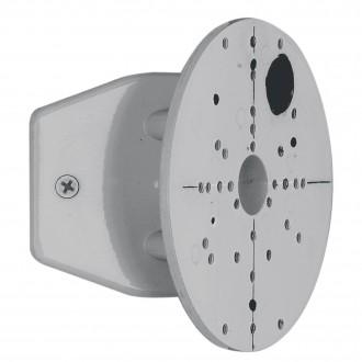 EGLO 94112 | Corner Eglo stenové doplnok, rohový držiak strieborný