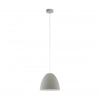 EGLO 94353 | Sarabia Eglo visiace svietidlo 1x E27 sivé