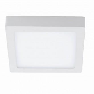 EGLO 94537 | Fueva_1 Eglo stropné LED panel štvorec 1x LED 2600lm 3000K biela