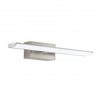 EGLO 94614 | Tabiano Eglo osvetleni zrkadla svietidlo 2x LED 600lm 4000K matný nikel, biela
