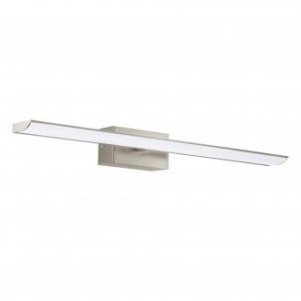 EGLO 94615 | Tabiano Eglo osvetleni zrkadla svietidlo 3x LED 900lm 4000K matný nikel, biela