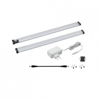 EGLO 94691 | Vendres Eglo osvetlenie pultu svietidlo pohybový senzor 1x LED 320lm 4000K saténový
