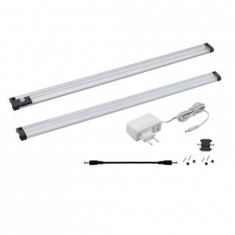 EGLO 94692 | Vendres Eglo osvetlenie pultu svietidlo pohybový senzor 1x LED 550lm 4000K saténový