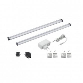 EGLO 94693 | Vendres Eglo osvetlenie pultu svietidlo dotykový vypínač 1x LED 320lm 4000K saténový