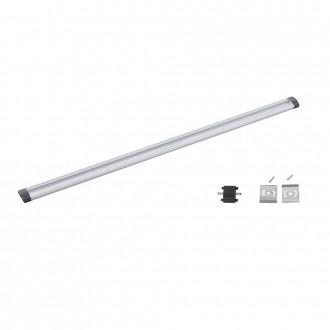 EGLO 94695 | Vendres Eglo osvetlenie pultu svietidlo dotykový vypínač 1x LED 550lm 4000K saténový
