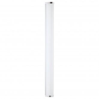 EGLO 94714 | Gita-2-LED Eglo stenové, stropné svietidlo 1x LED 2600lm 4000K IP44 chróm, biela