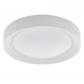 EGLO 94785 | Ontaneda Eglo stenové, stropné svietidlo kruhový 1x LED 820lm 3000K IP44 biela