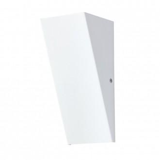 EGLO 94851 | Zamorana Eglo stenové svietidlo 1x LED 320lm 3000K IP44 biela