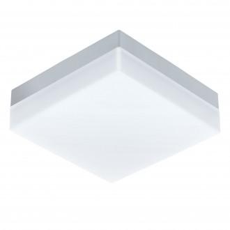 EGLO 94871 | Sonella Eglo stenové, stropné svietidlo tehla 1x LED 820lm 3000K IP44 biela