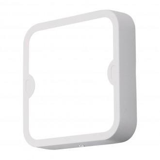 EGLO 95081 | Alfena-S Eglo stenové, stropné svietidlo 1x LED 1000lm 3000K IP44 biela