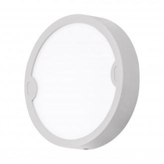 EGLO 95083 | Alfena-R Eglo stenové, stropné svietidlo 1x LED 1000lm 3000K IP44 biela