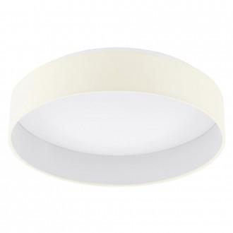 EGLO 95627 | EGLO-Smart-Palomaro-S Eglo stropné múdre osvetlenie regulovateľná intenzita svetla, nastaviteľná farebná teplota 1x LED 1900lm 2700 <-> 5000K biela, krémové