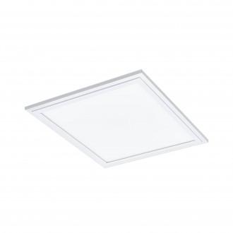 EGLO 96152 | Salobrena-1 Eglo sadrokartónový strop LED panel 1x LED 2100lm 4000K biela