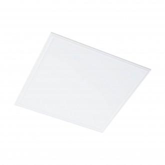EGLO 96153 | Salobrena-1 Eglo sadrokartónový strop, stropné, visiace LED panel 1x LED 4300lm 4000K biela