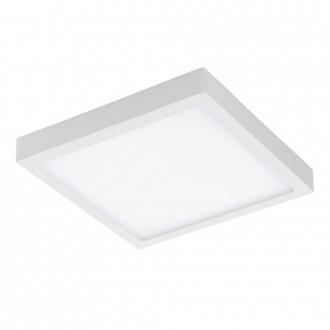 EGLO 96169 | Fueva-1 Eglo stenové, stropné LED panel štvorec 1x LED 2600lm 3000K IP44 biela