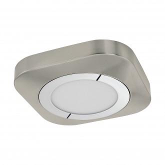 EGLO 96392 | Puyo Eglo stenové, stropné LED panel 1x LED 1200lm 3000K matný nikel, chróm, biela
