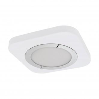 EGLO 96396 | Puyo Eglo stenové, stropné svietidlo 1x LED 1600lm 3000K chróm, biela