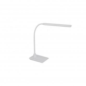 EGLO 96435 | Laroa Eglo stolové svietidlo 32,5cm dotykový prepínač s reguláciou svetla flexibilné, regulovateľná intenzita svetla 1x LED 550lm 4000K biela