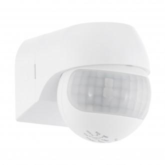 EGLO 96452 | Eglo pohybový senzor PIR 180° otočné prvky IP44 biela