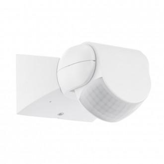 EGLO 96455   Eglo pohybový senzor PIR 180° IP44 biela