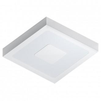 EGLO 96488 | Iphias Eglo stenové, stropné svietidlo tehla 1x LED 1700lm 3000K IP44 biela