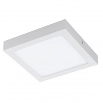 EGLO 96672 | EGLO-Connect-Fueva Eglo stenové, stropné múdre osvetlenie štvorec regulovateľná intenzita svetla, nastaviteľná farebná teplota, meniace farbu 1x LED 2000lm 2700 <-> 6500K biela