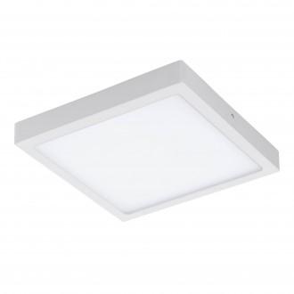 EGLO 96673 | EGLO-Connect-Fueva Eglo stenové, stropné múdre osvetlenie štvorec regulovateľná intenzita svetla, nastaviteľná farebná teplota, meniace farbu 1x LED 2700lm 2700 <-> 6500K biela
