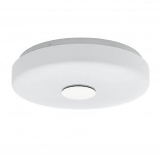 EGLO 96819 | EGLO-Connect-Beramo Eglo stenové, stropné múdre osvetlenie kruhový regulovateľná intenzita svetla, meniace farbu 1x LED 2100lm 2700 <-> 6500K biela