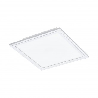 EGLO 96891 | Salobrena-2 Eglo sadrokartónový strop, stropné, visiace LED panel regulovateľná intenzita svetla 1x LED 2100lm 4000K biela