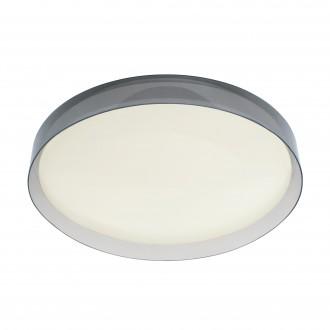 EGLO 97041 | Regasol Eglo stropné svietidlo impulzový prepínač regulovateľná intenzita svetla, nastaviteľná farebná teplota 1x LED 1800lm 2700 - 4000 - 5000K biela, čierna
