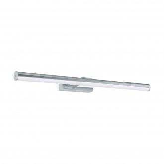 EGLO 97082 | Vadumi Eglo stenové svietidlo 1x LED 1350lm 4000K IP44 chróm, biela